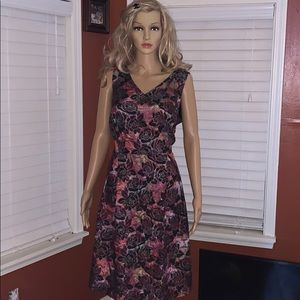 Taylor woman summer dress 16w